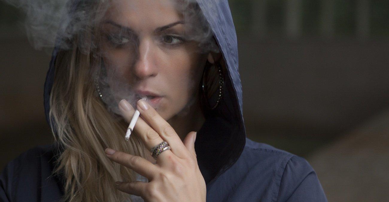 passzív és aktív dohányzás veszélye)